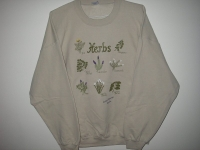 Herbal Sweatshirt - Sand