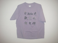 Herbal T-Shirt - Lavender