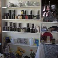 Tea area display2