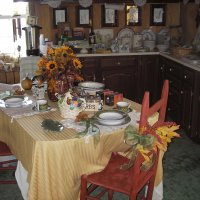 The Kitchen area-fall